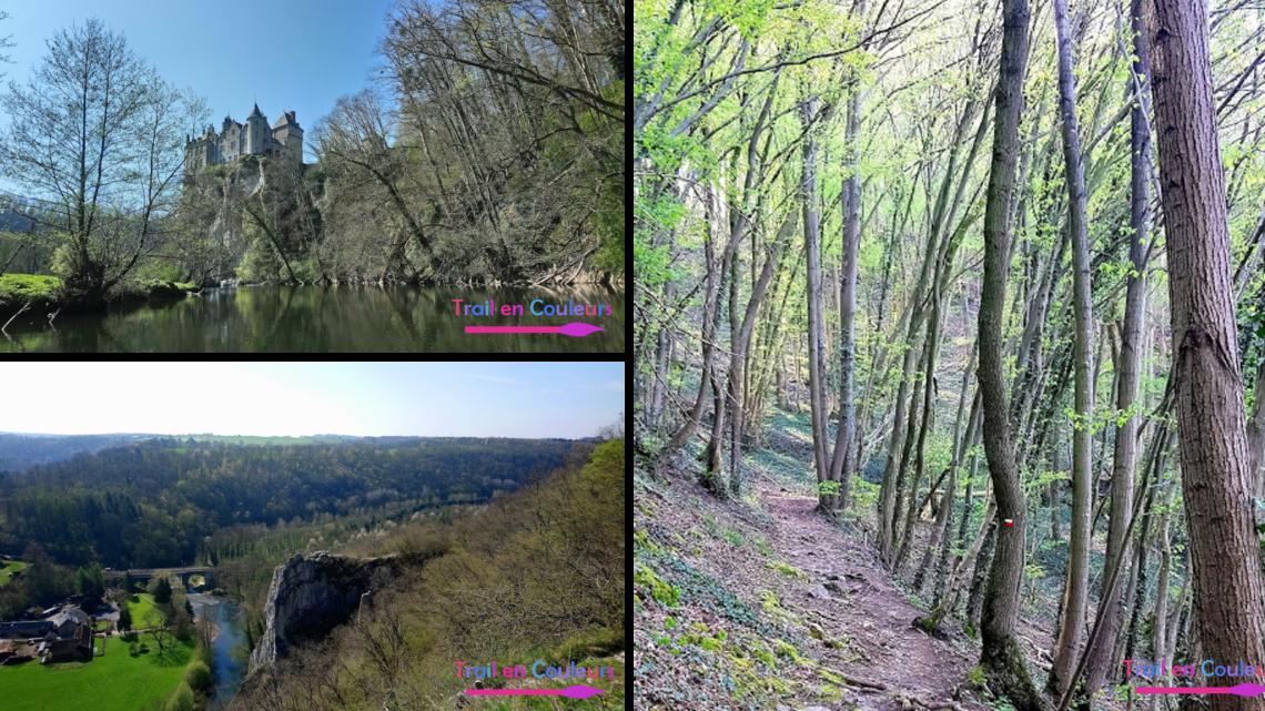 Entre Meuse et Lesse, des chemins à la rivière